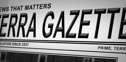 Terra Gazette: La Carestia di Fora